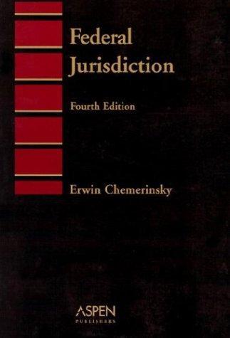 Download Federal jurisdiction