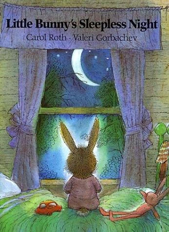 Download Little Bunny's sleepless night