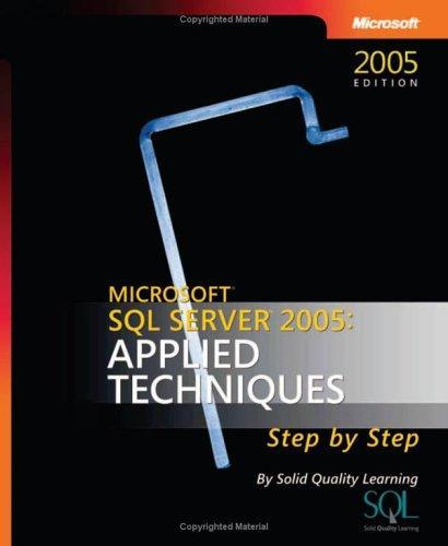 Microsoft  SQL Server(TM) 2005