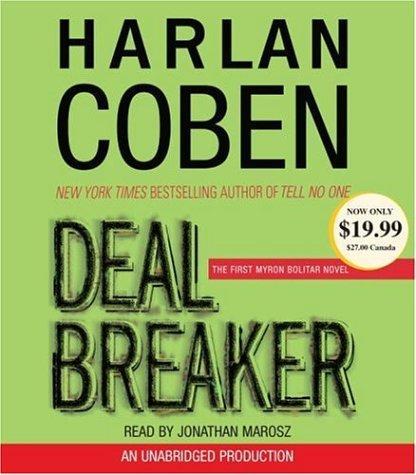 Deal Breaker (Myron Bolitar Mysteries)